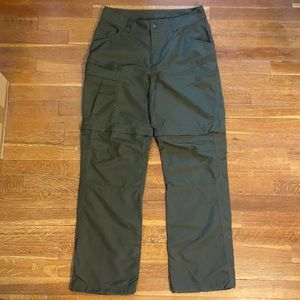 Berghaus Mens Convertible Hiking Pants Sz 32x31